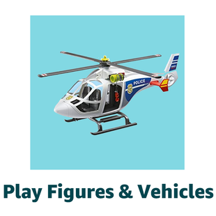 Play Figures and Vehicles
