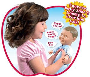 Baby Jake Talking: Amazon.co.uk: Toys & Games