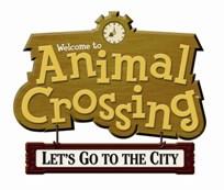 'Animal Crossing: City Folk' game logo