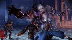 Battle the demonic Dark Spawn