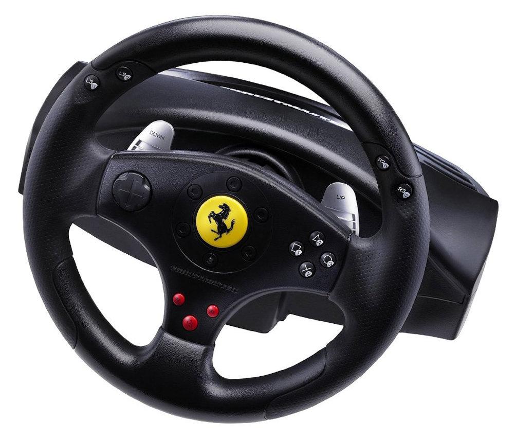 Thrustmaster Ferrari Gt Experience Racing Wheel Amazon Co