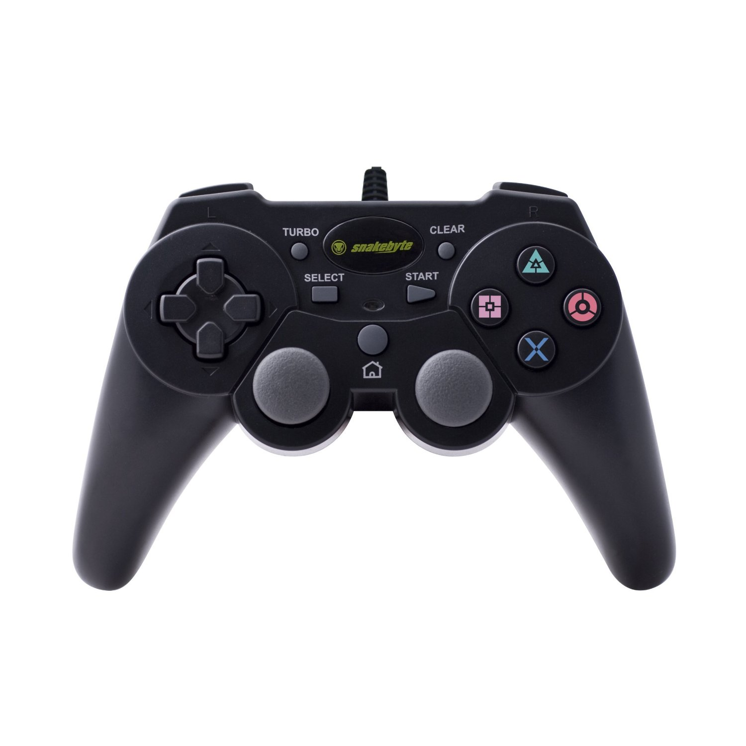 Snakebyte Wired Controller  Ps3   Amazon Co Uk  Pc  U0026 Video