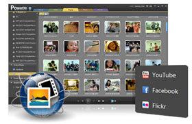 Your Social Media Hub ¡V for Youtube, Facebook and Flickr