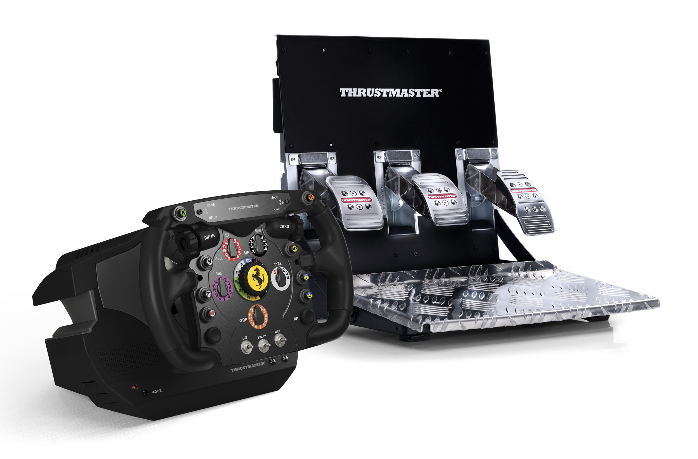 Thrustmaster Ferrari F1 Wheel Integral T500 RS Base and