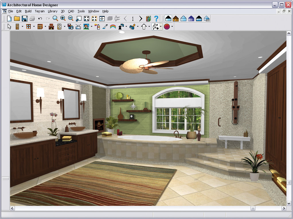 Chief Architect Architectural Designer 2012 Pc Software