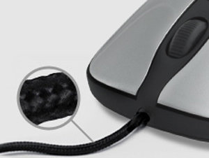 SteelSeries Kinzu V2 Mouse Braided Cord