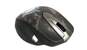 Plug in your mouse. Start your game.