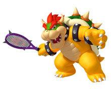 Characters include Mario, Bowser, Luigi, Yoshi, and Donkey Kong