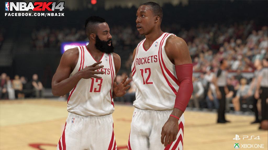 NBA 2K14 (PS4): Amazon.co.uk: PC & Video Games