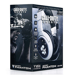 Call Of Duty Ghosts Ear Force Phantom Wireless Gaming