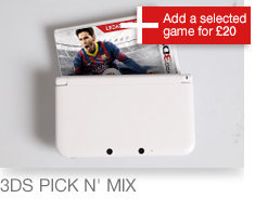 All 3DS Pick N Mix