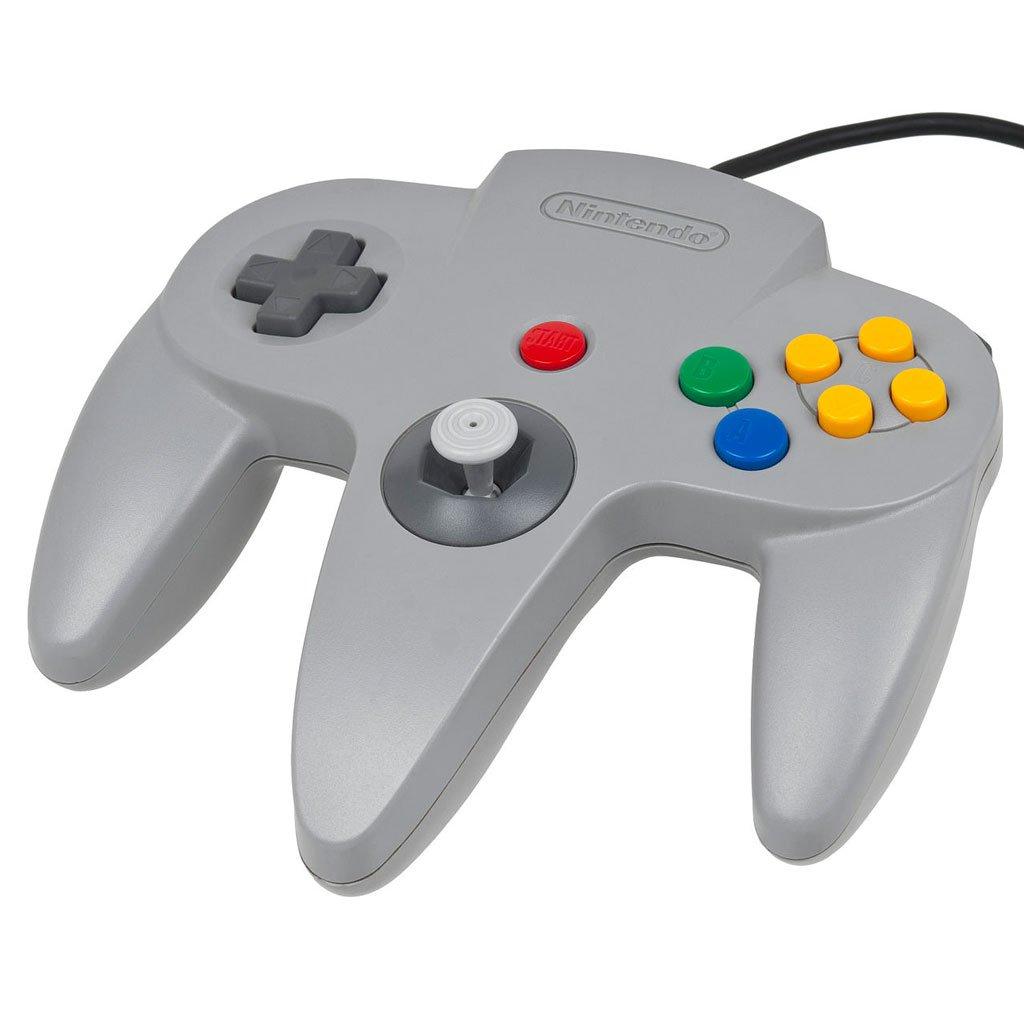 Amazon: Nintendo 64 Console (Grey): Nintendo 64: Amazon.co.uk: PC