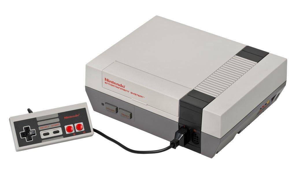 Nintendo Entertainment System Console: Amazon.co.uk: PC & Video Games
