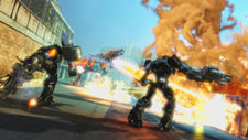 Battle to secure the Dark Spark in Transformers Rise of the Dark Spark