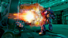 Fight through both Earth and Cybertron universes in an unforgettable battle