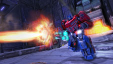 Switch between Autobots and Decepticons with over 40 playable characters