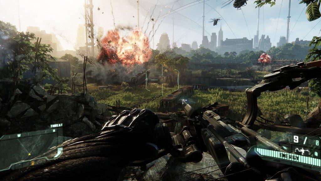 Crysis 3 скачать pc торрент