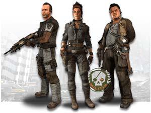 The Frontier Militia