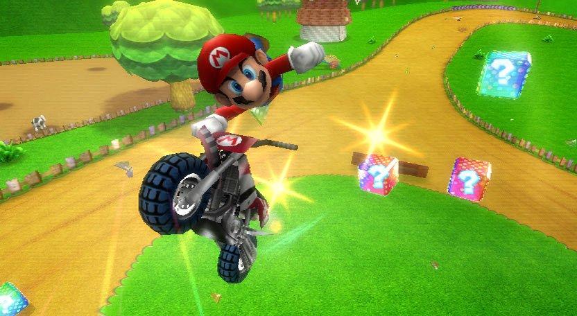 Resultado de imagen de Mario Kart Wii