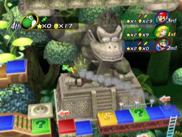 Mario Party 4 Game Help