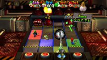 Extra mini-games and courts