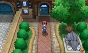 You begin your journey in Vaniville Town