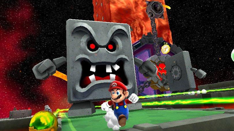 Super Mario Galaxy 2 World 1 Map idea gallery