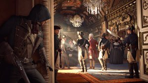 Take out targets during the French Revolution as new assassin Arno