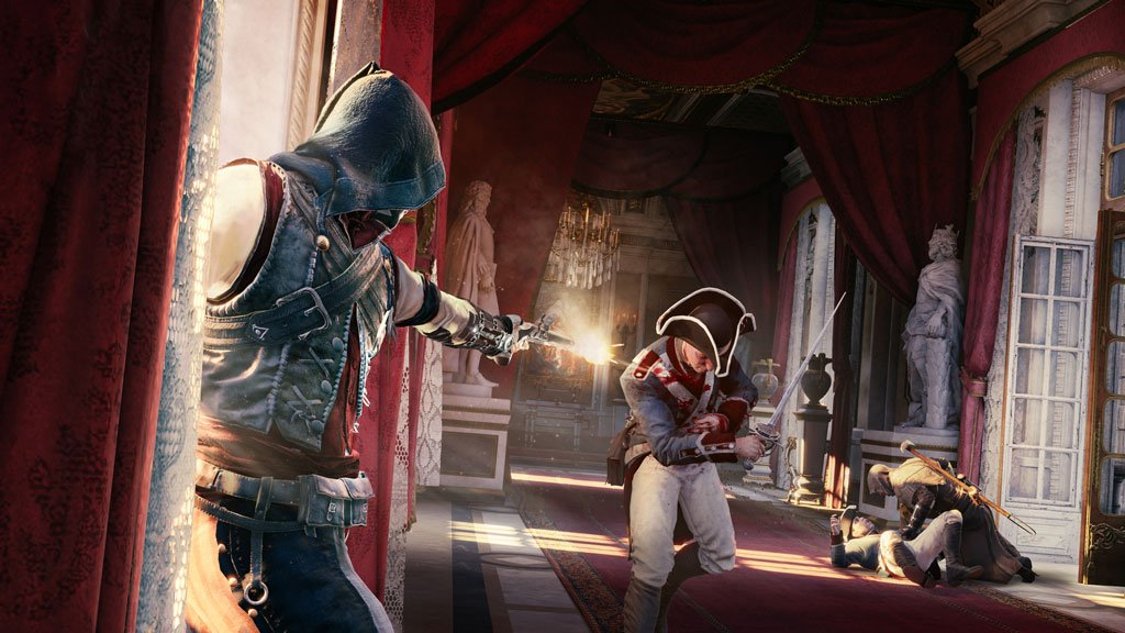Assassins Creed Unity Gold Edition Download Amazon Co Uk Pc
