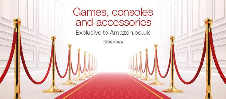 Exclusive to Amazon