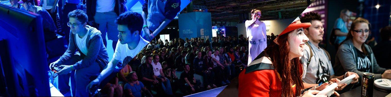 Eurogamer Expo with Amazon