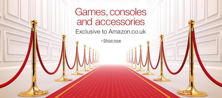 Exclusive to Amazon.co.uk