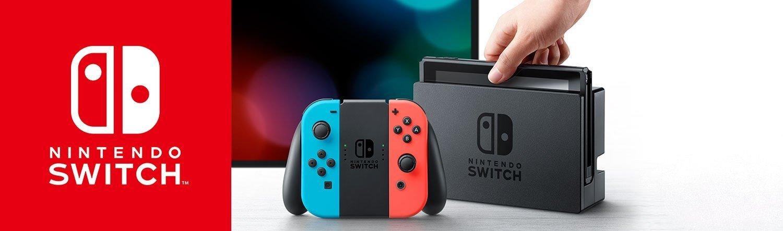 Nintendo Switch Pre-order now