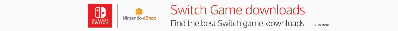 Switch Digital Game Downloads