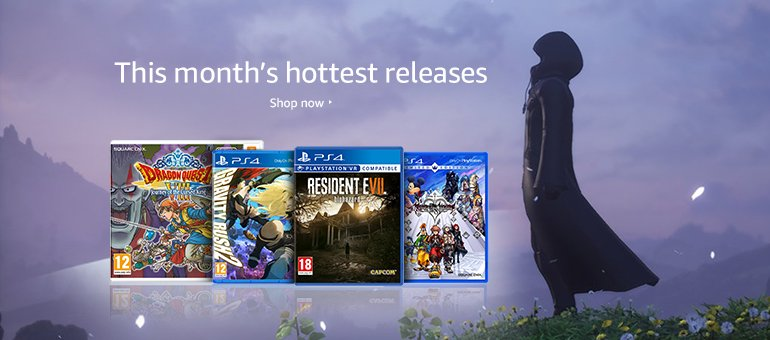 This month's hottest releases