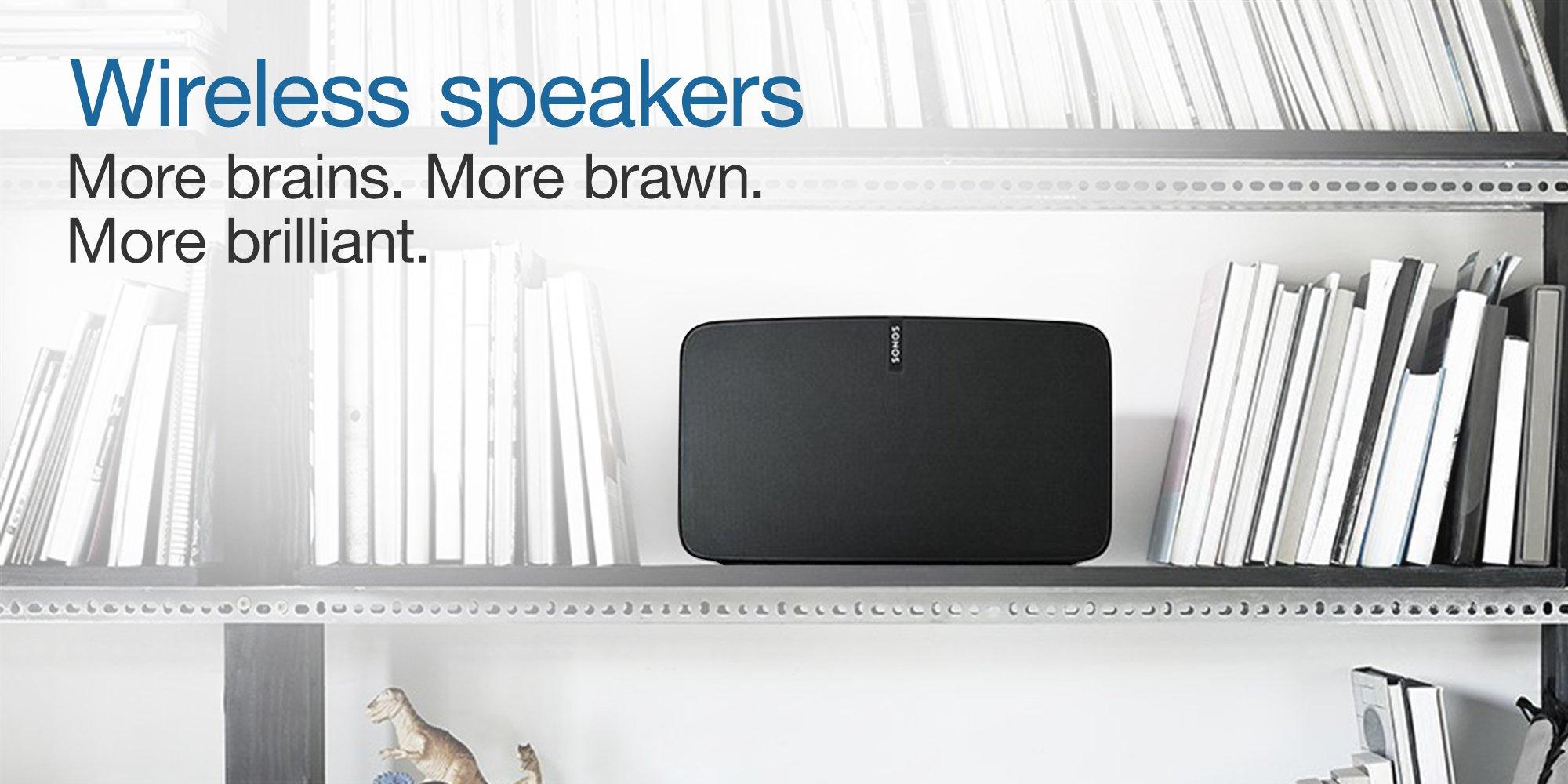 Wireless Speaker Centre