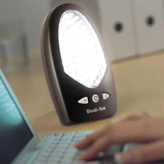 Bodi Tek Sad Light Daylight Therapy Lamp Amazon Co Uk