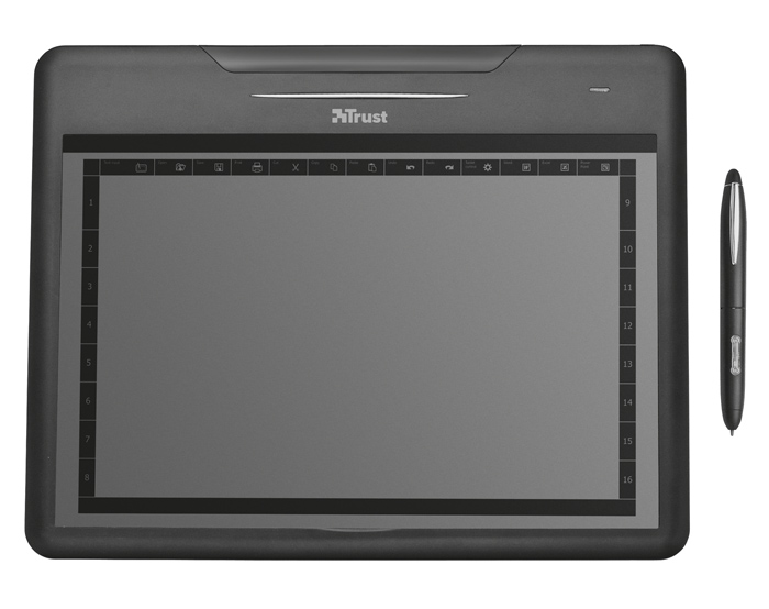 Trust Slimline Graphic Tablet Windows 8 X64 Driver Download