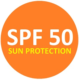 SPF 50 Protection