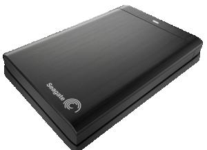 Seagate Backup Plus - Black