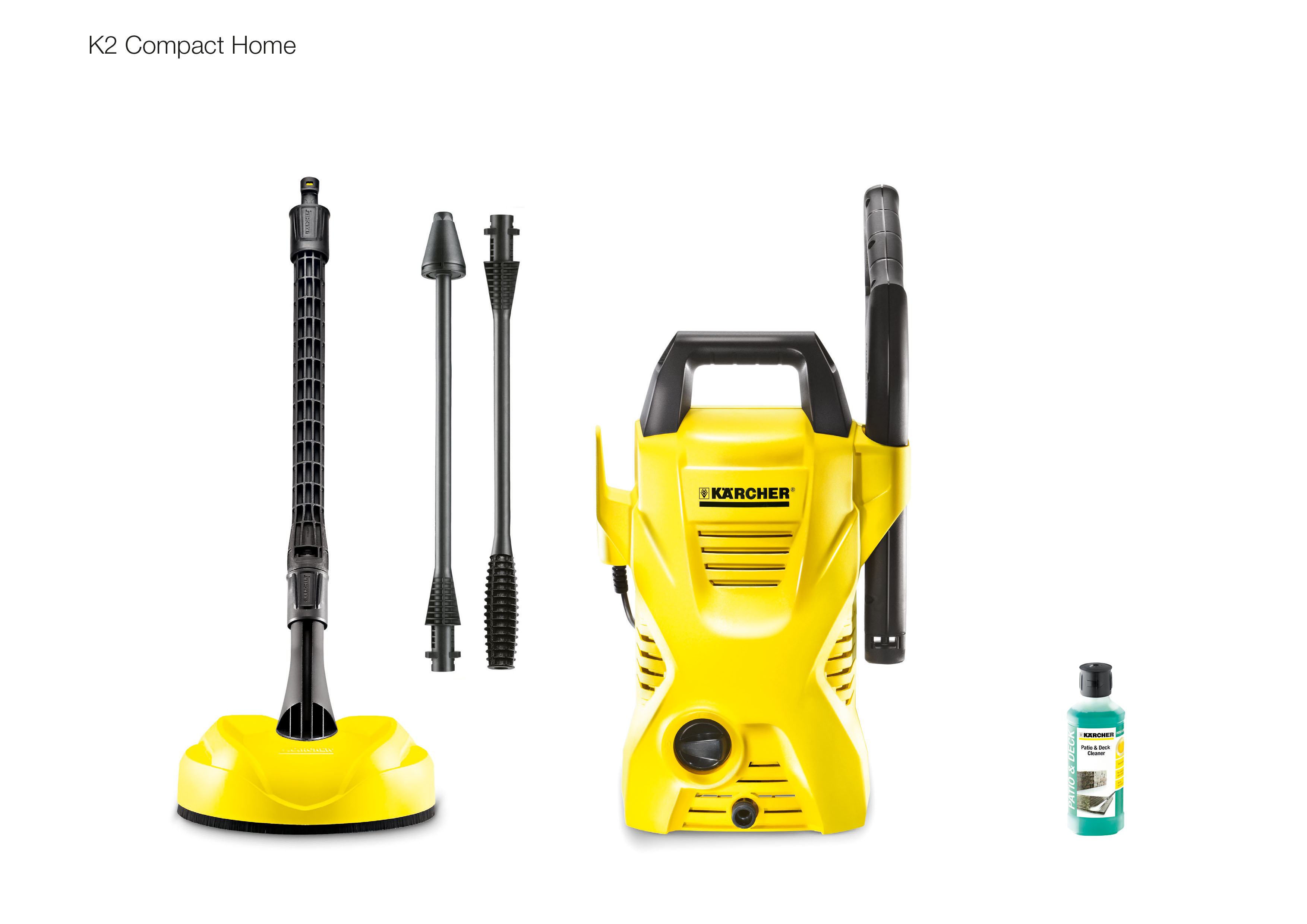 k rcher k2 compact home air cooled pressure washer amazon. Black Bedroom Furniture Sets. Home Design Ideas