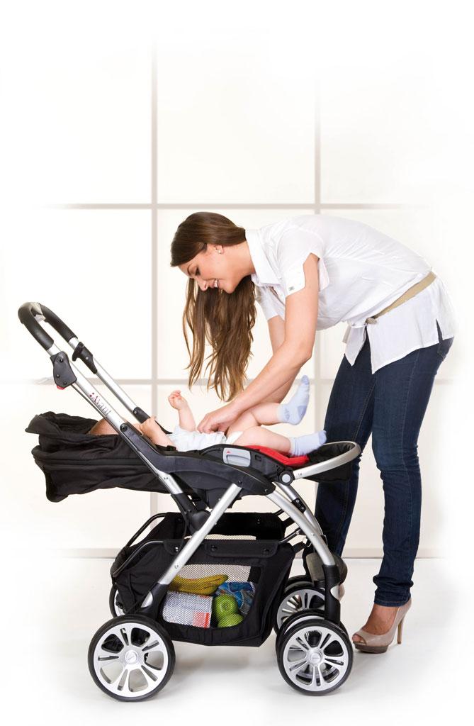 Casualplay Avant 2 In 1 Stroller Black Amazon Co Uk Baby