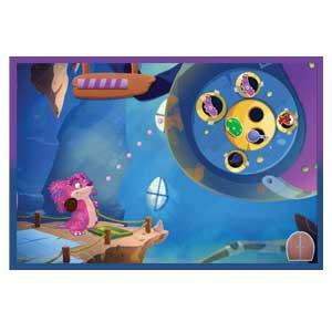 Xeno pacific blue toys games for Cuisine xeno