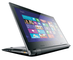 Lenovo Flex back