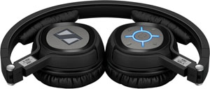 6b22d0726ed Sennheiser MM400-X Stereo Bluetooth On-Ear Headphones: Amazon.co.uk ...