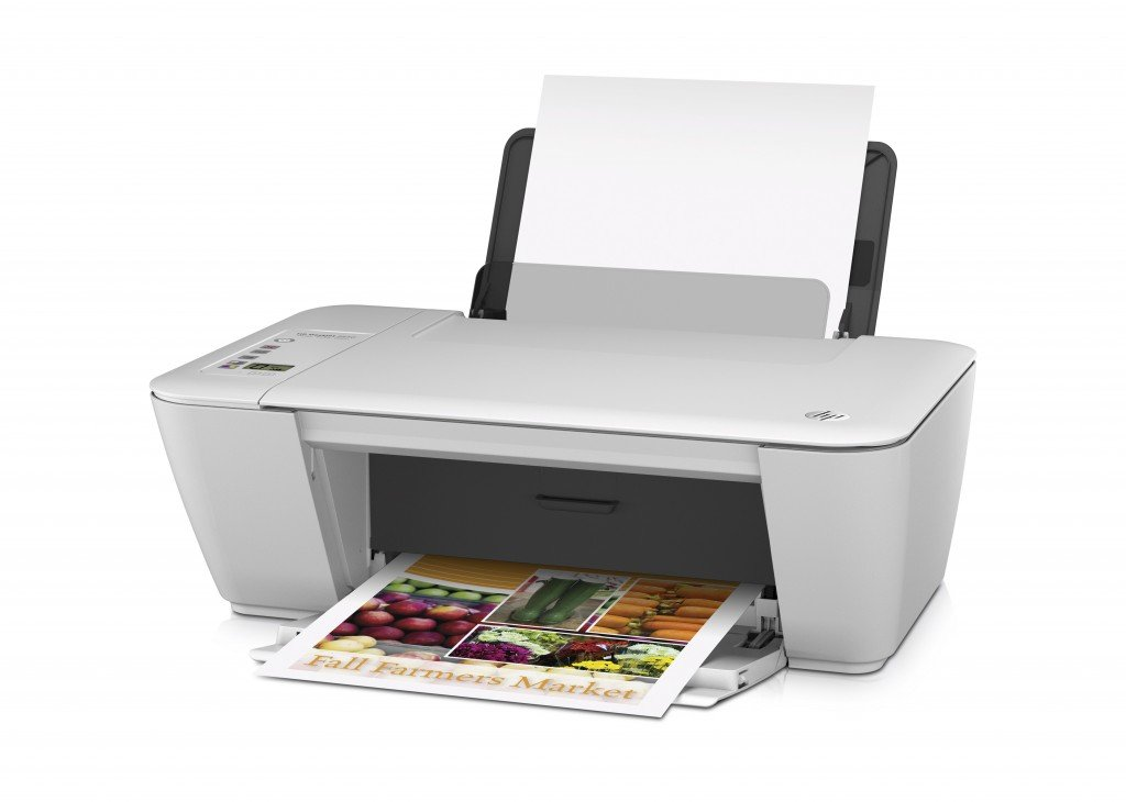 HP Deskjet 2540 All-In-One Printer: Amazon.co.uk ...