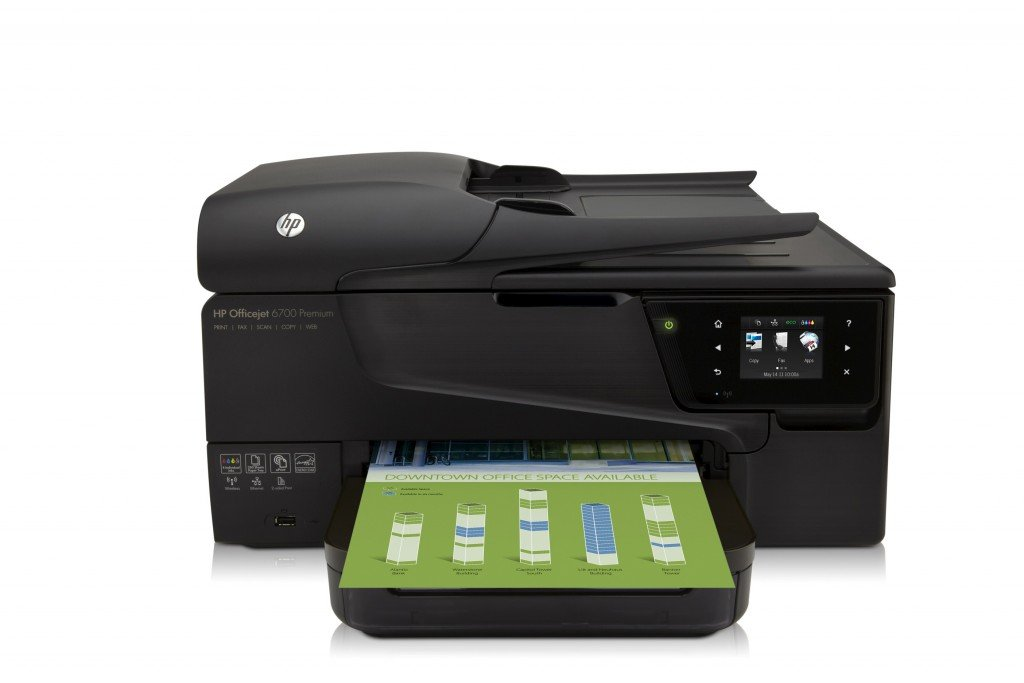 Hp officejet 6700 premium e all in one printer amazonco for Hp all in one printer with document feeder