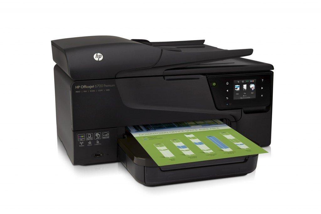 HP Officejet 6700 Premium E All In One Printer Amazoncouk