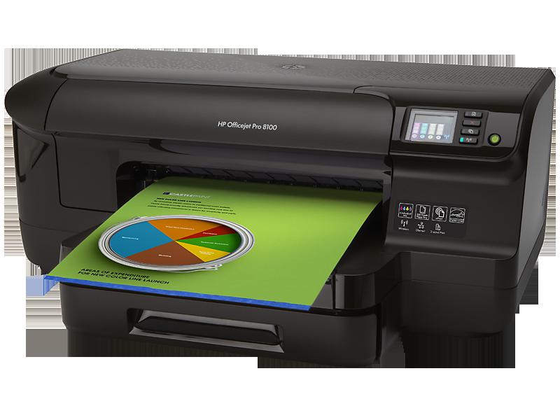 Hp Officejet Pro 8100 Eprinter Amazon Co Uk Computers