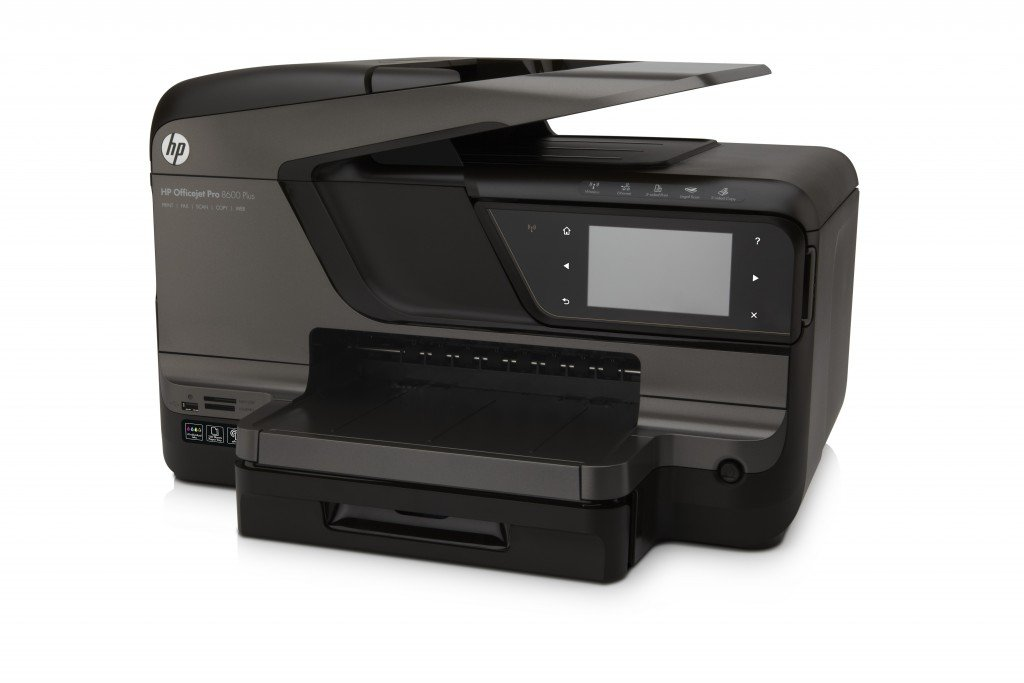 how to send email through hpofficejet printer pro 8600